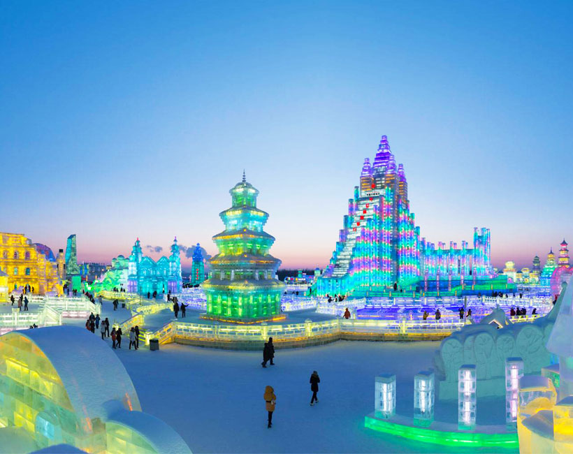 Winter Festival 2020.Harbin Ice And Snow Festival Tour 2020 2021 Harbin Winter Tour