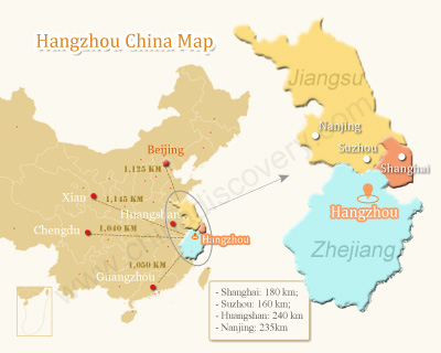 Hangzhou China Map Maps of Hangzhou: Downloadable and Detailed, West Lake Map