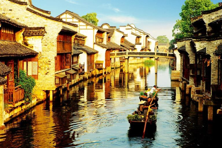 Wuzhen Water Town - Last Town Resting on Water in China