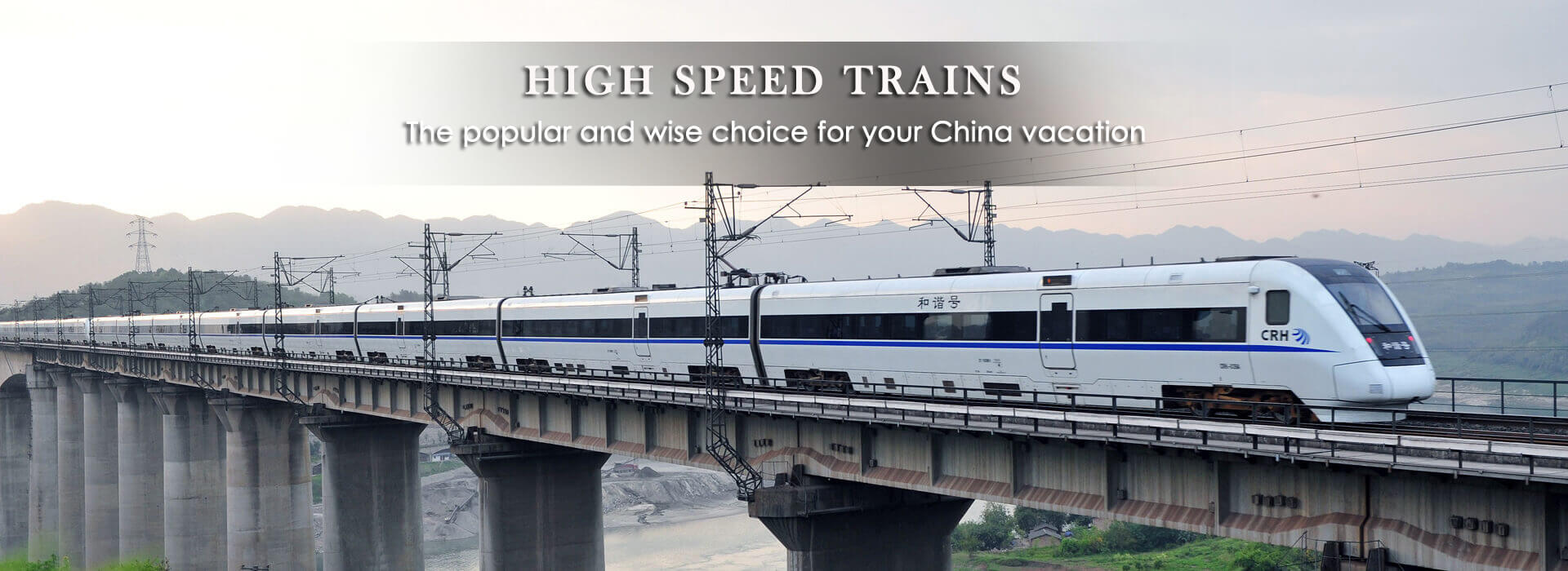 Top 10 Most Popular China High Speed Train Routes Among Travelers