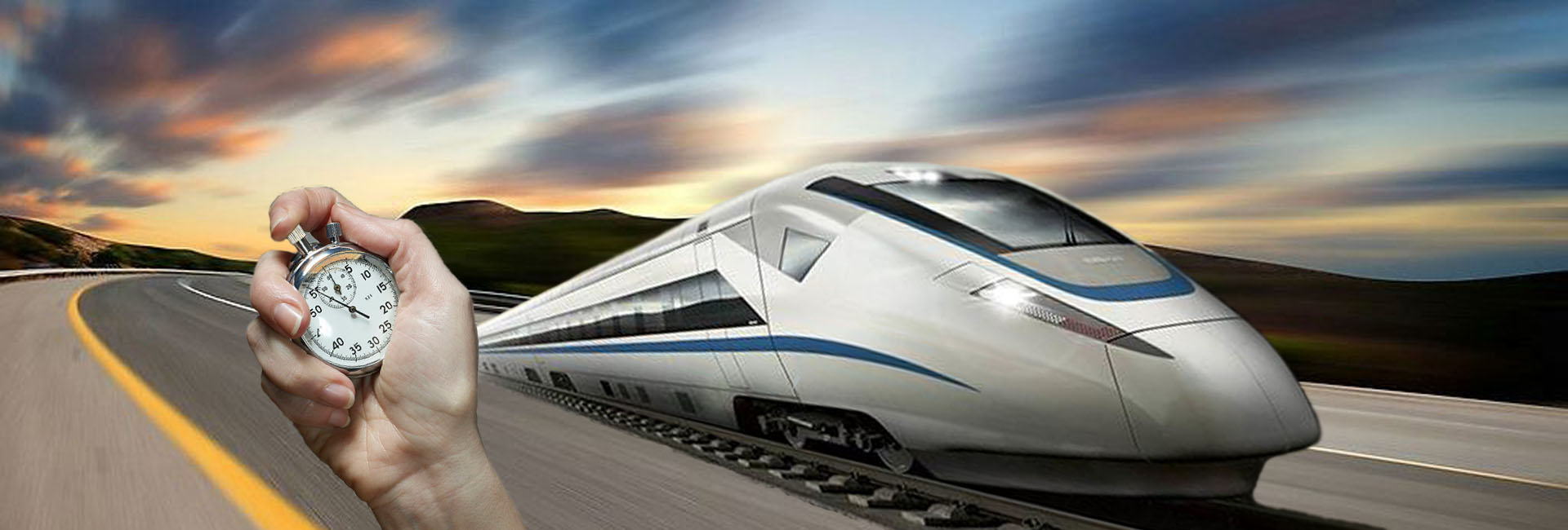 Fuxing Bullet Train in China