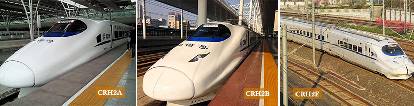CRH2 High Speed Trains