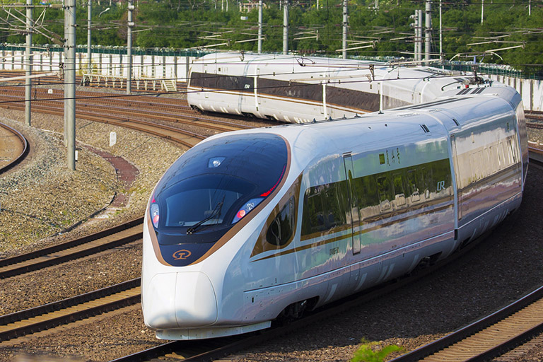 China (High Speed) Train Travel Guide 2021
