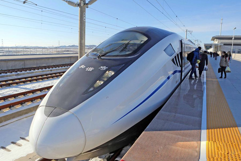 China (High Speed) Train Travel Guide 2020