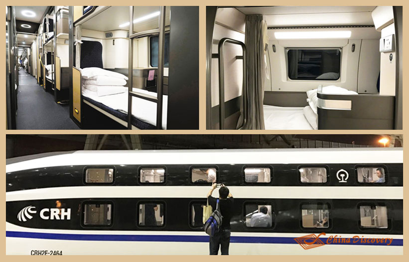 New Sleepers - Overnight Bullet Train Sleeper