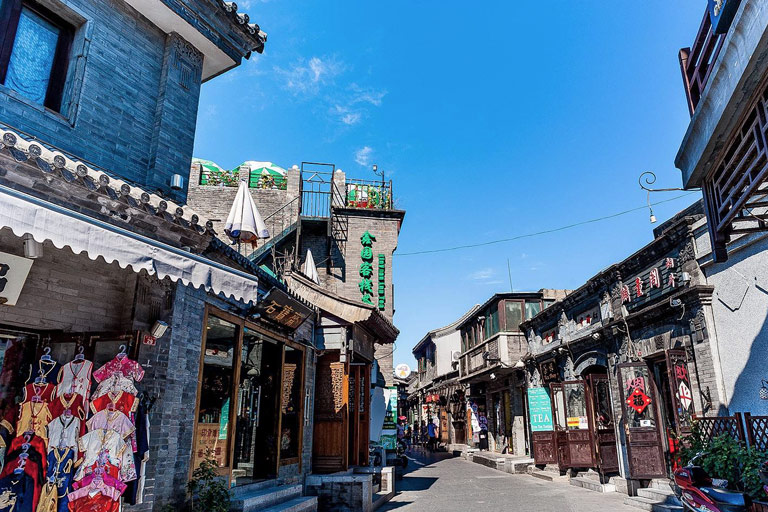 Top China Old Street - Hutong