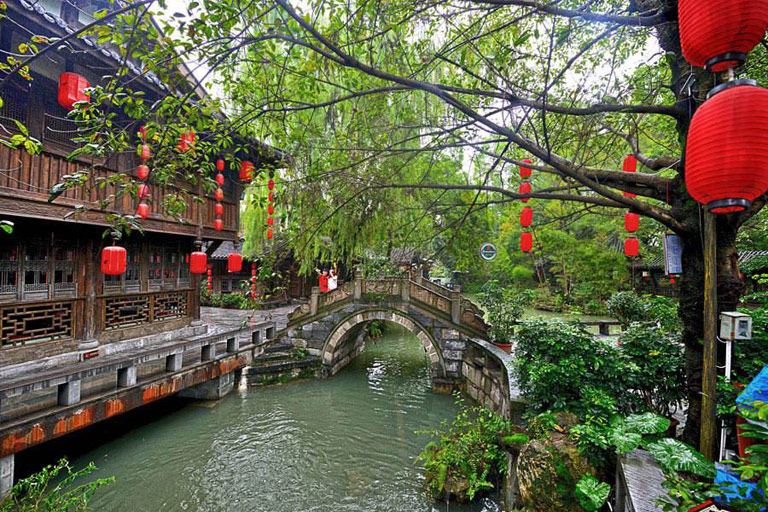 Top China Old Street - Jinli Ancient Street