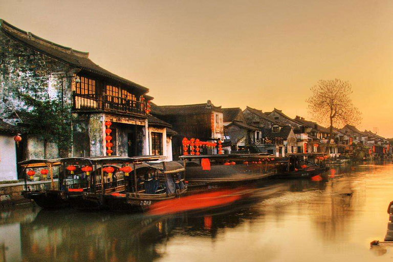 Xitang Ancient Water Town