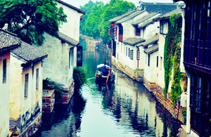 Water Towns in China