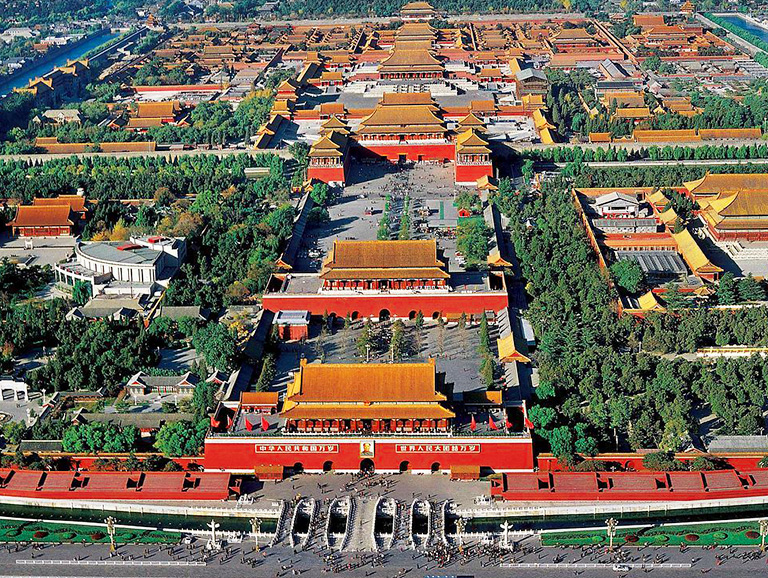 Beijing Tibet Tour by Flight
