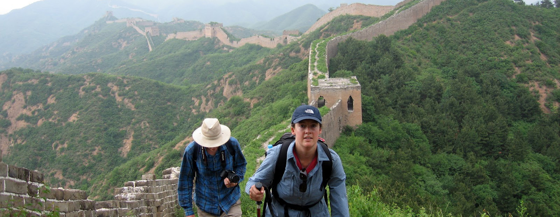 6 Days Great Wall Hiking Tour