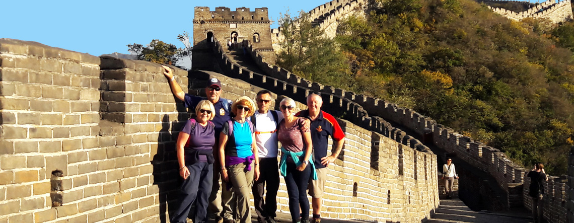 Beijing Xian Guilin Hong Kong Tour