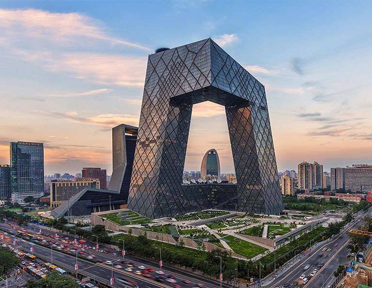 5 Modern Beijing Landmark Sites to Take Photos