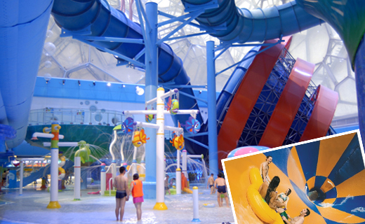Happy Magic Water Cube Waterpark
