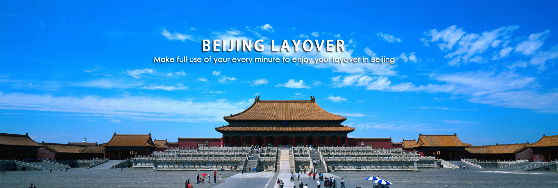 Beijing Layover Tours 2019