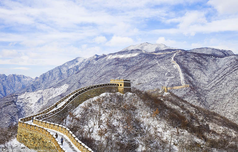 Beijing Realtime Weather Photos |Great Wall Badaling Weather