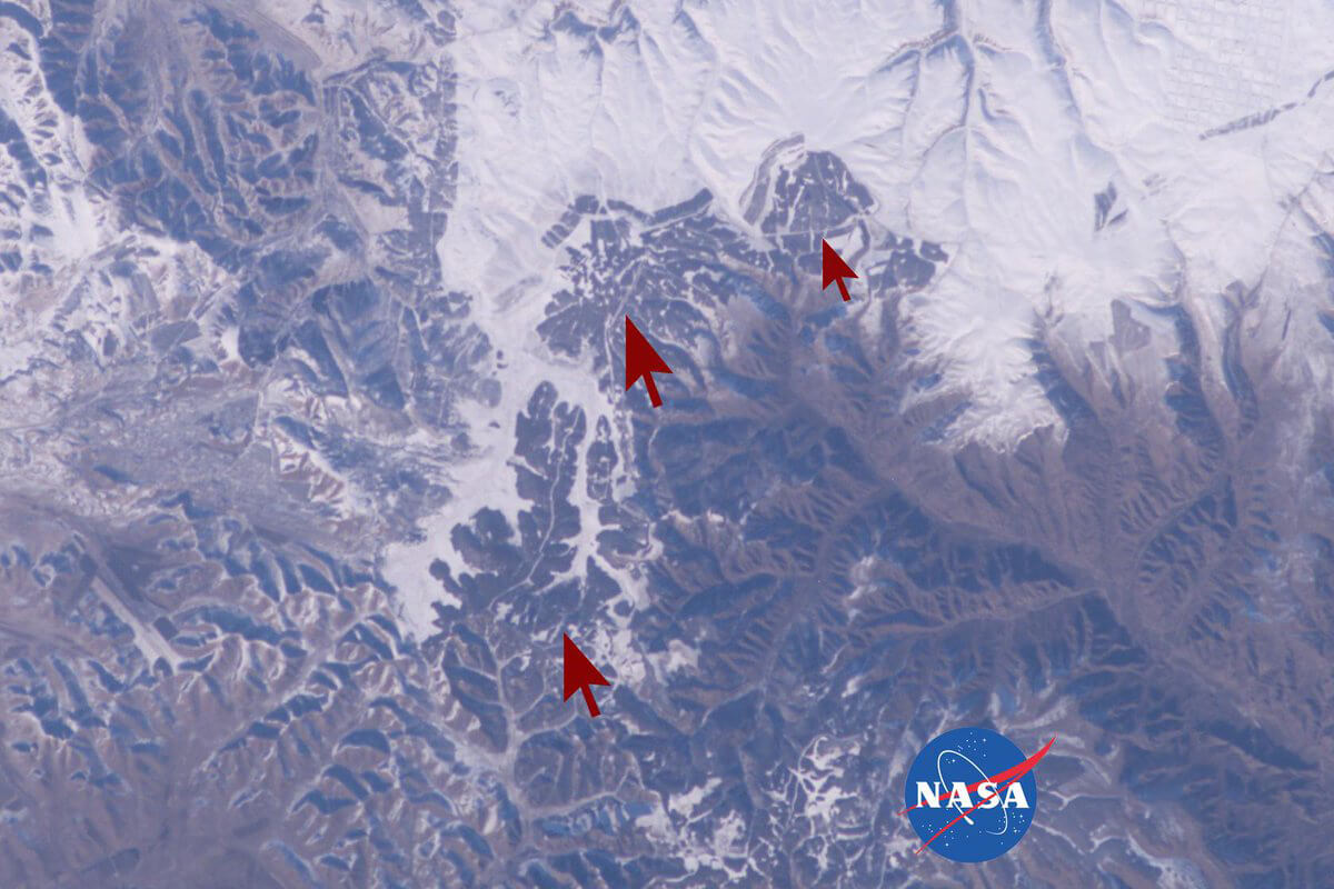 Can You See the Great Wall of China from Space