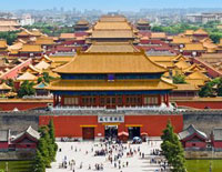 the Forbidden City Overall View