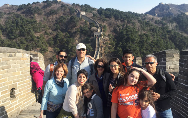 Great Wall Family Tour