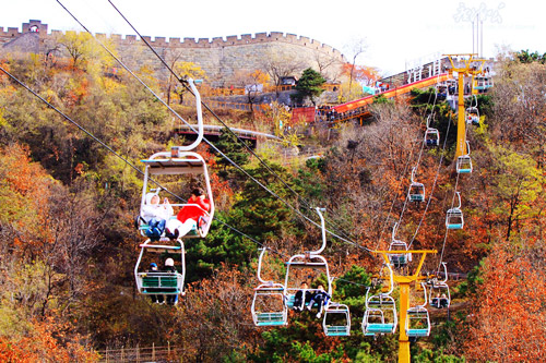 Mutianyu Cable Car