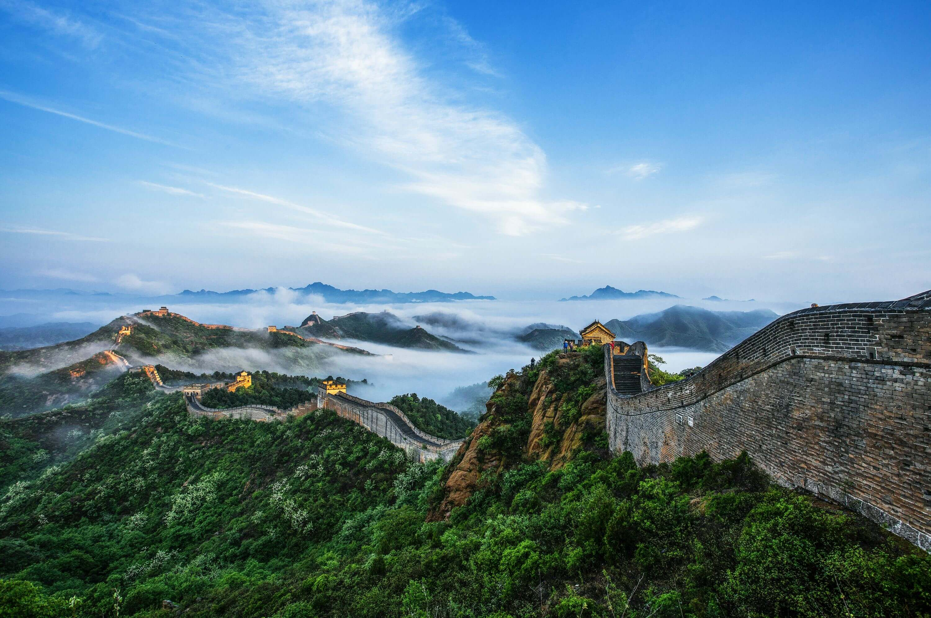 How To Get To Jinshanling Great Wall From Beijing 2019