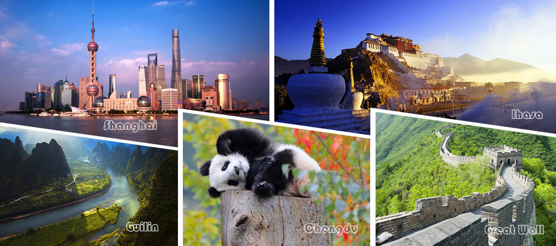 One Week China Essential Trips from Beijing