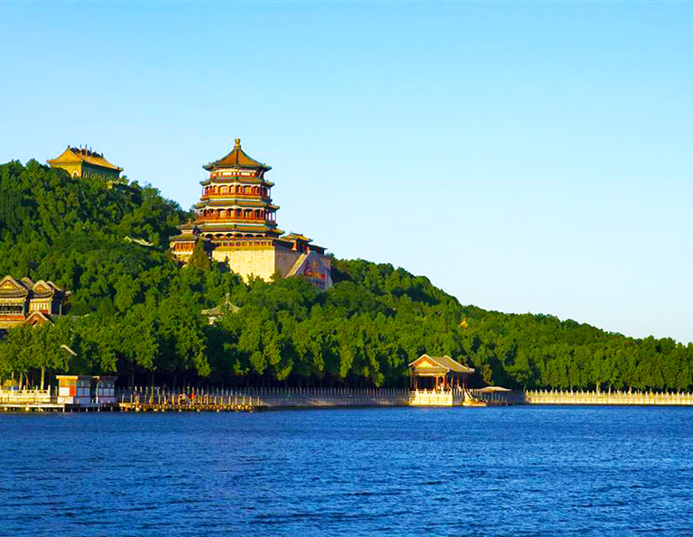 Enjoy the Splendor in Summer Palace