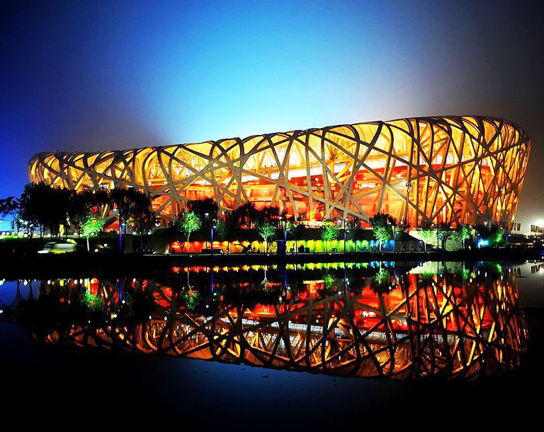 Beijing Olympic Sites