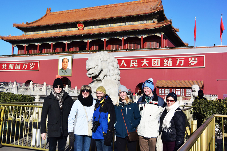 Tiananmen Square Family Tour