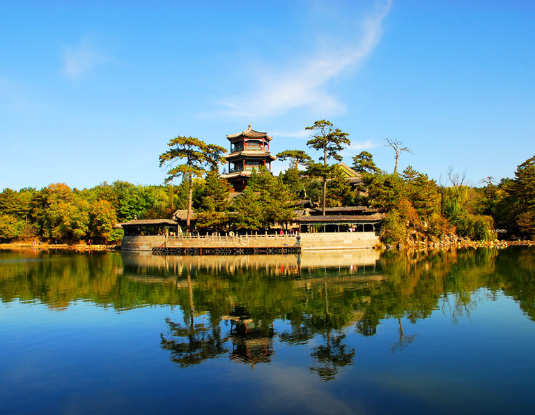 Royal Summer Resort in Chengde