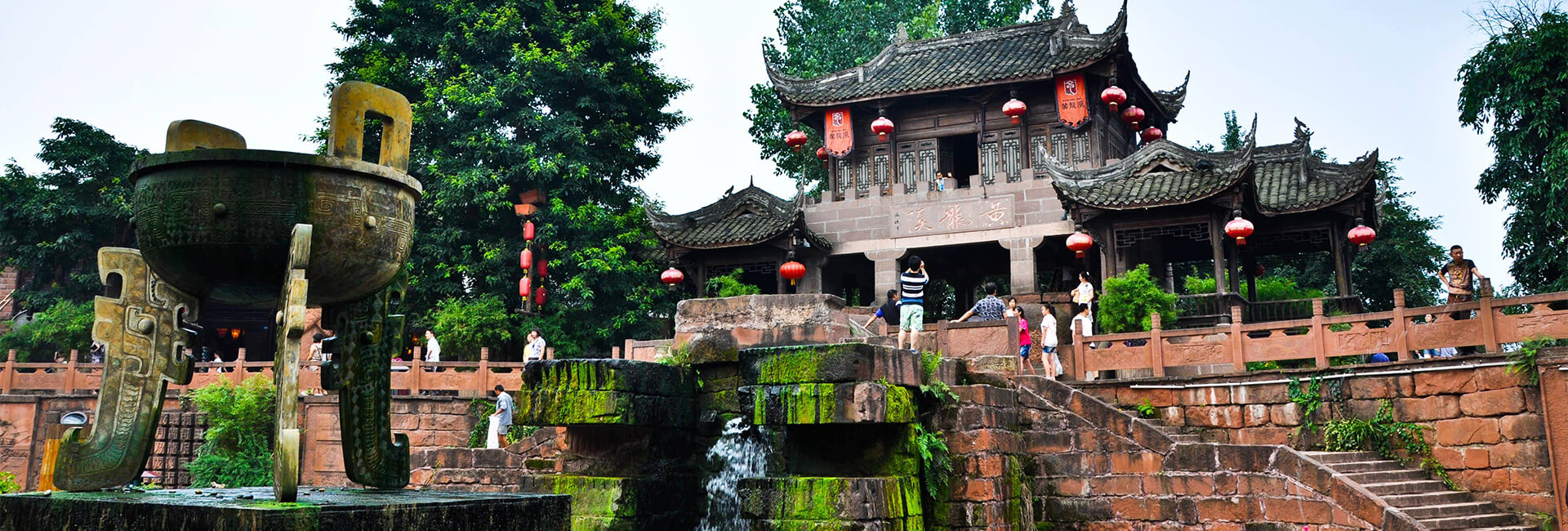 2 Days Mount Emei Leshan Giant Buddha Smart Tour