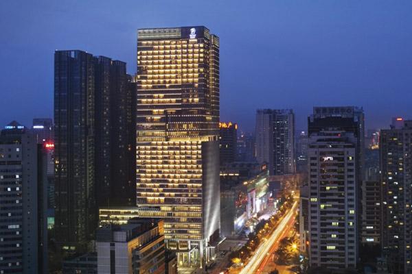 Hotels Near Tianfu Square Chengdu