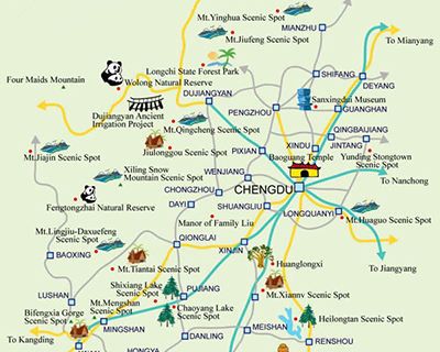 travel map