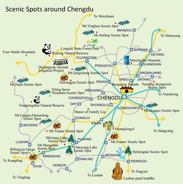 Chinese Language Travel Guide