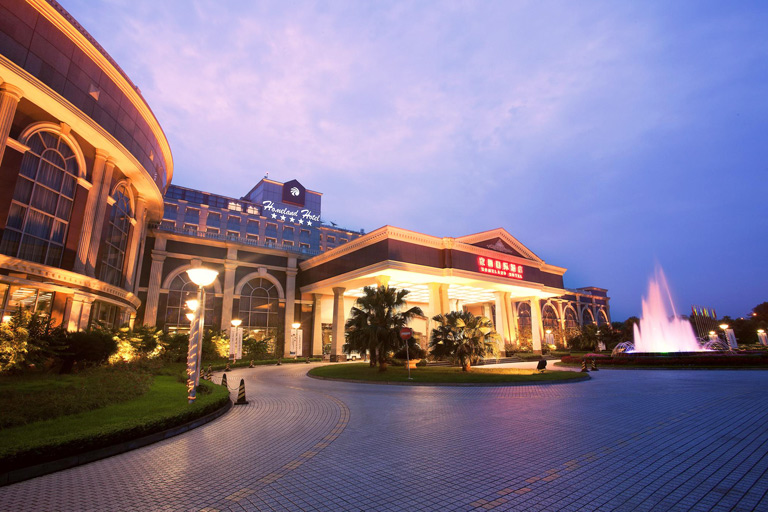 Chengdu Hotels Near Airport