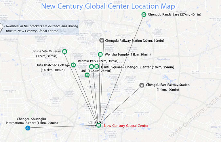 New Century Global Center