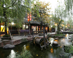 Huanglongxi Ancient Town
