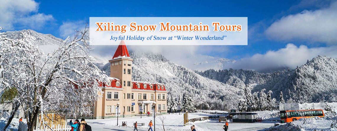 Xiling Snow Mountain Tour