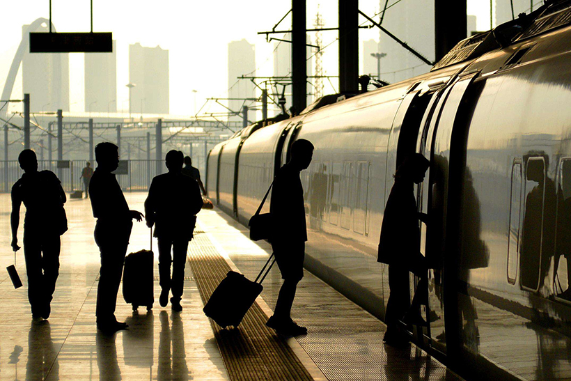 China Train Baggage Allowance and Policy2021