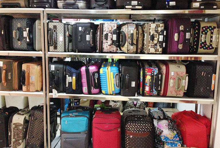 Consigned Luggage Suitcase