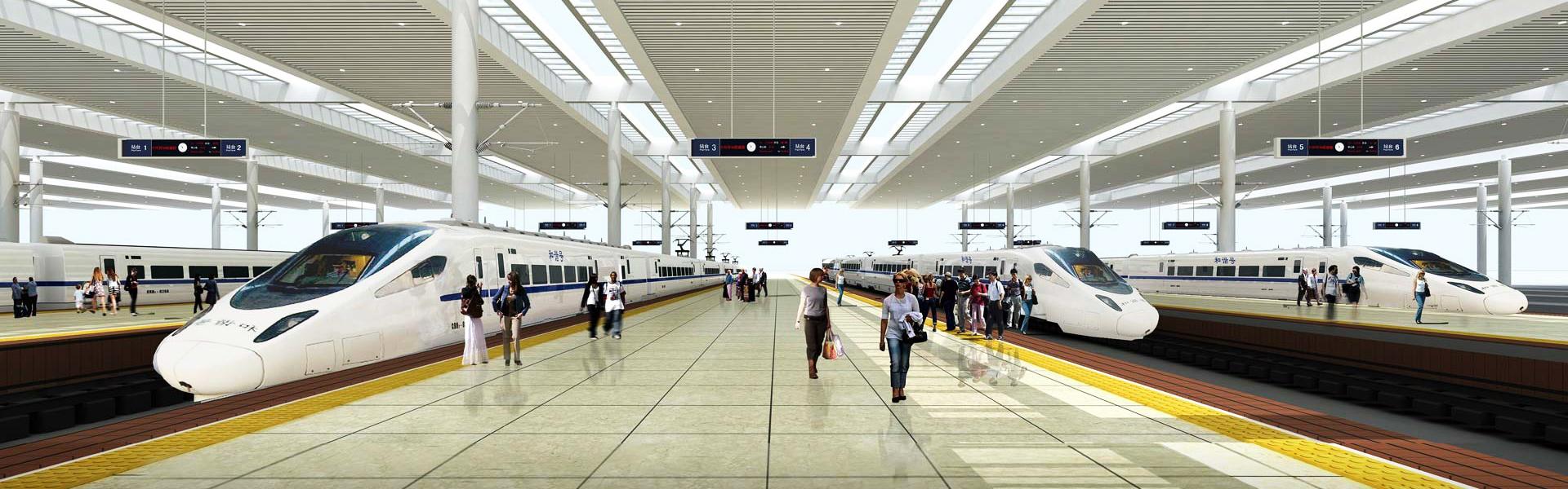 Shanghai To Beijing Train Tour