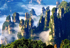 Zhangjiajie High Speed Trains
