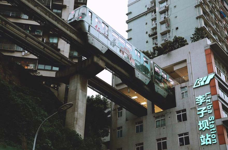 Chongqing City Light Rail