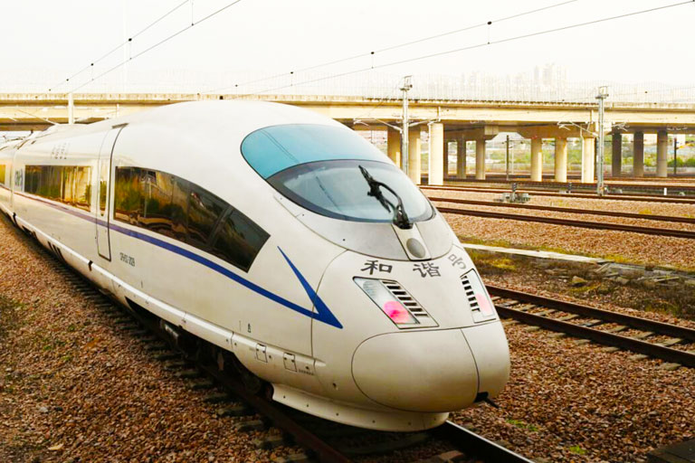 Guangzhou Shengzhen High Speed Train