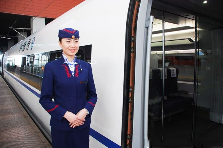 China High Speed Train Service