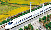 Shanghai Beijing Speed Train Tour
