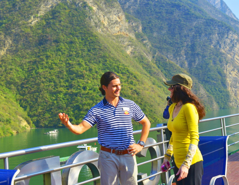 China Tour with Yangtze Cruise & High Speed Train