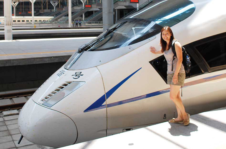 How to Book China High Speed Train Tickets