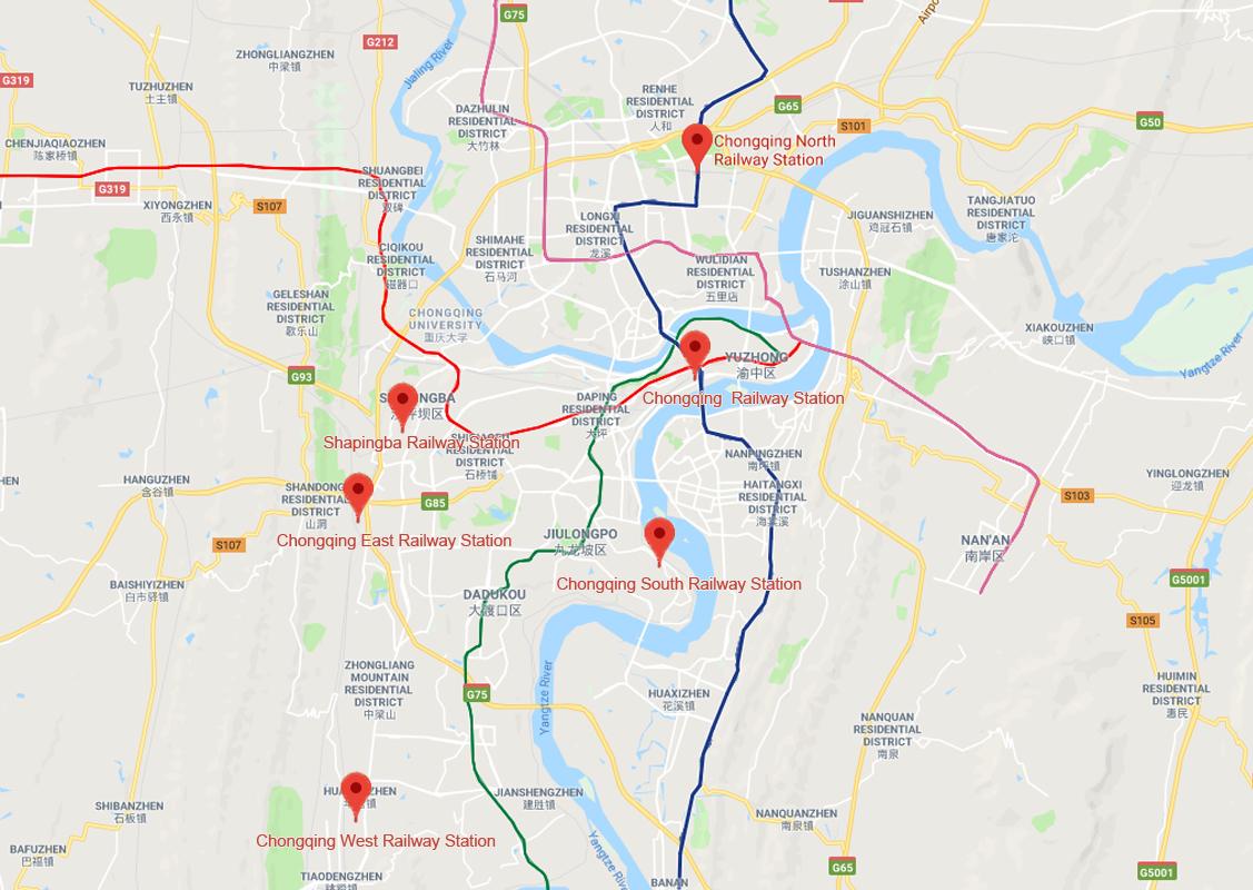 Chongqing Train Stations - Layout, Transportation and High ... on taklamakan desert map, china map, dunhuang map, guangzhou map, tokyo map, xinjiang map, kunming map, shanghai map, hainan map, tibet map, huludao map, binhai map, zhengzhou map, qingdao map, tianjin map, gansu map, guilin map, kuala lumpur map, xian map, shiyan map, leshan map, beijing map, urumqi map, shenzhen map, lanzhou map, chengdu map, taiwan map, hangzhou map, nanjing map, jinan map, xi'an map, macau map, hokkaido japan map,