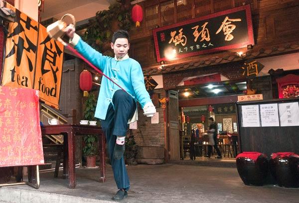 Things to do in chongqing china